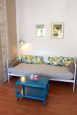 Bed and Beach Barcelona Guesthouse : Estudio