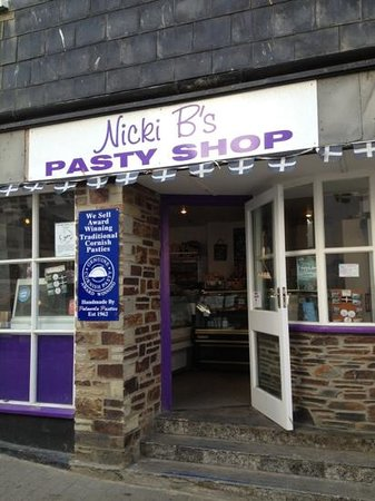 ‪Nicky B's Pasty Shop‬