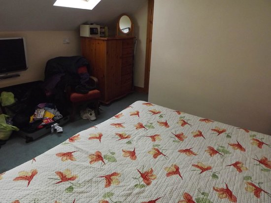 Flyover Bed and Breakfast: chambre