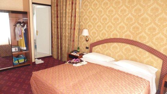 Hotel Admiral Palace: camera