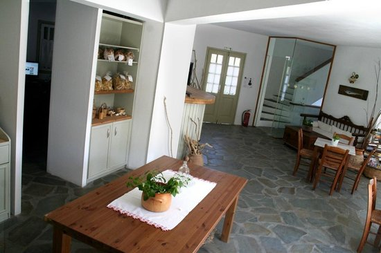 Hotel Vidalis: reception