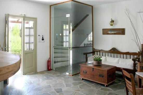 Hotel Vidalis: reception details