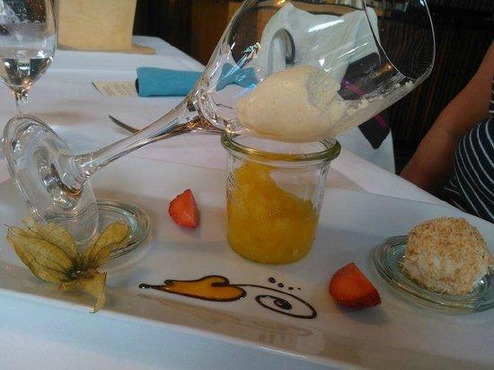 Gasthof Zum Kranz: Dessert