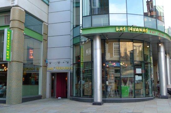 Las Iguanas - Nottingham