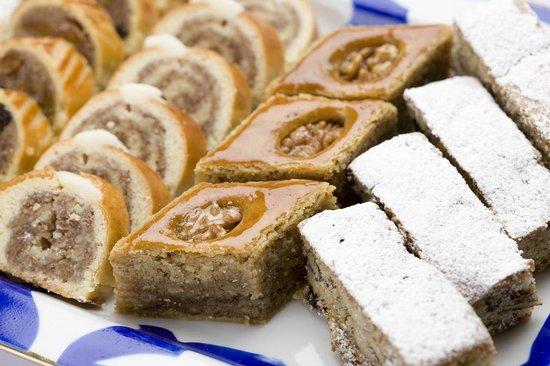 Uzbekistan : homemade sweets