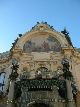 Hotel Grand Majestic Plaza Prague: Praga