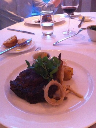 The Lowry Hotel: supper