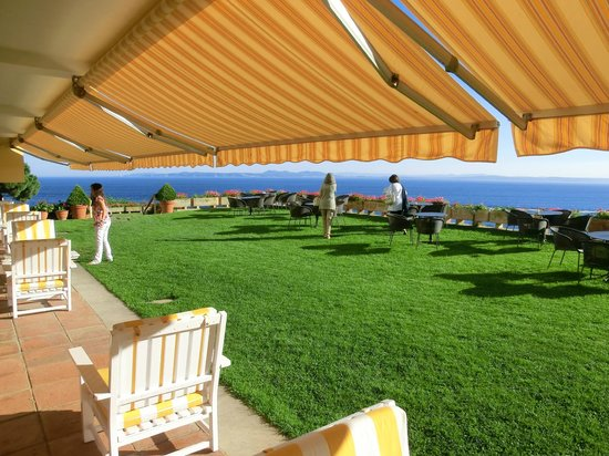 Almadraba Park Hotel : Vista relajante