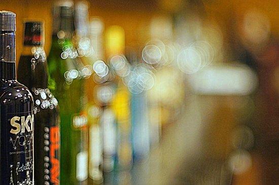 Bluebird Wine Cellar & Restaurant: Spirit