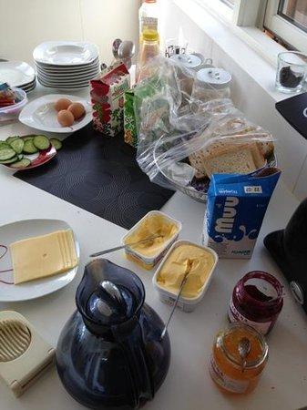 Nature-Spa Guesthouse: la colazione