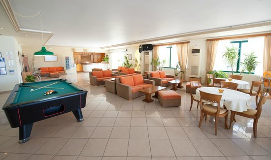 Zante Star: Lounge /Dining