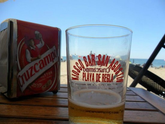 Hotel Playa de Regla: bar sulla playa