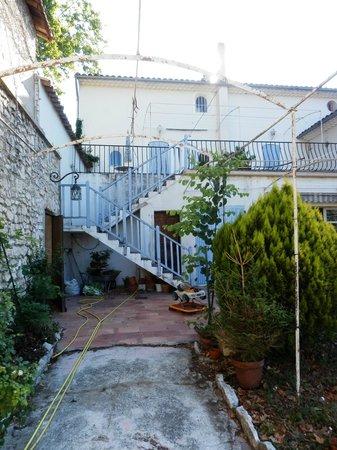 Moulin de La Quenin : casa