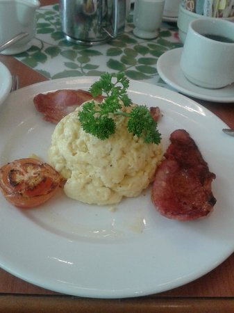 Gleeson's Townhouse and Restaurant: Colazione