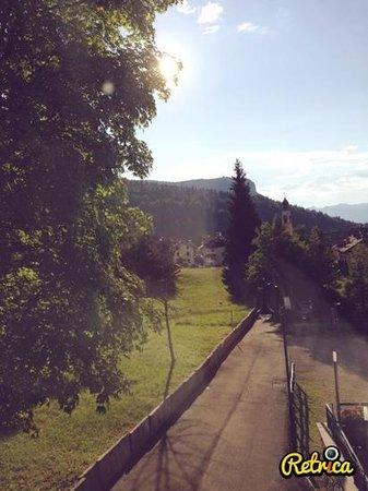 Hotel Martinella: dalla finestra