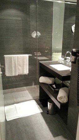 Vitznauerhof: Badezimmer