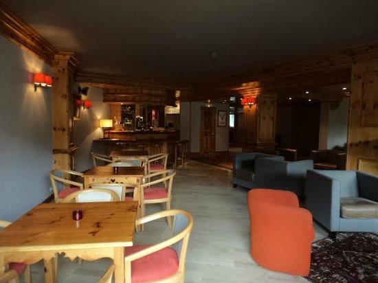 Hotel Altitude : Saletta bar e conviviale