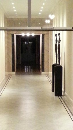 Vitznauerhof: Lobby