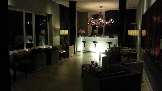 Hotel Vitznauerhof: Hotelbar