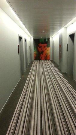 Vitznauerhof: Hotelgänge