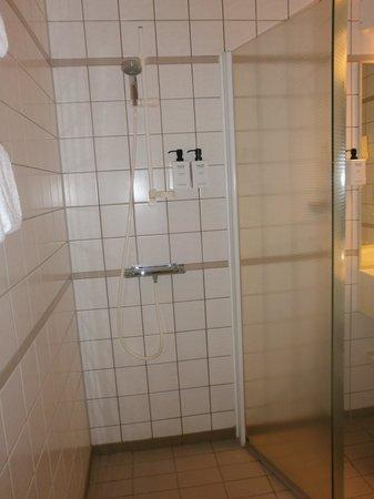Scandic Ariadne : The bathroom