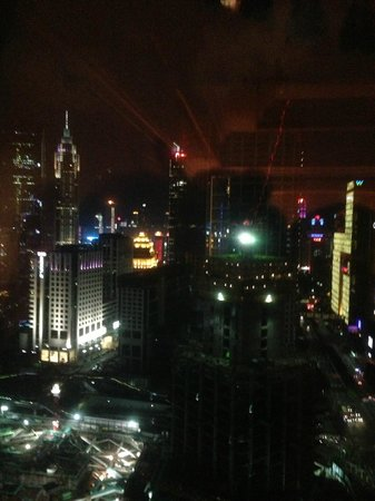 The Ritz-Carlton, Guangzhou : View from the room