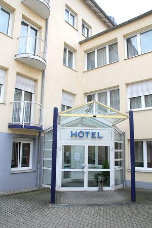 LeoMar Flatrate Hotel: Eingang
