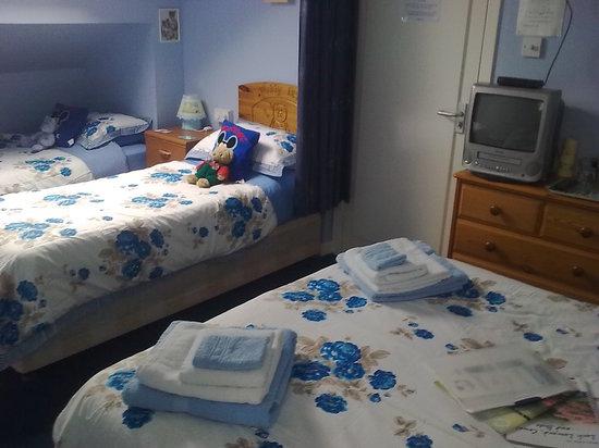 Sunnyside B&B : Family room sleeps 4