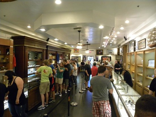 Pawn Stars merchandise - lots of it - Picture of Gold and ...