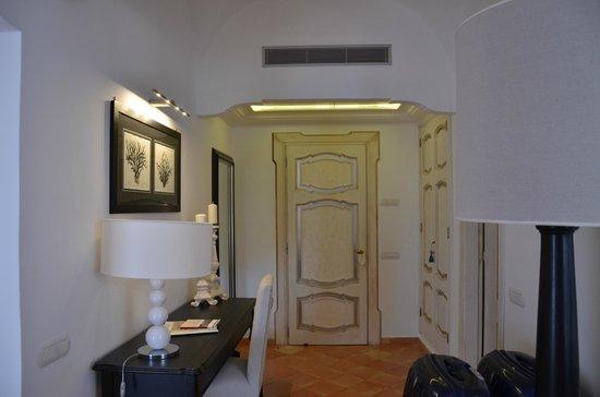 Covo Dei Saraceni: suite entrance