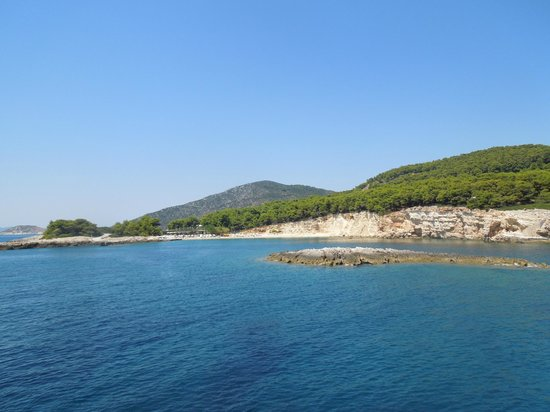 marine park - Picture of National Marine Park of Alonissos ...