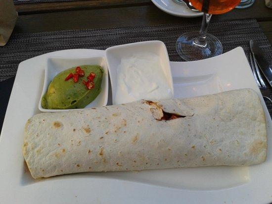 Restaurant Lemon: Burrito