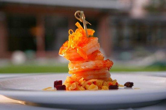 Restaurant Belvedere: Example starter