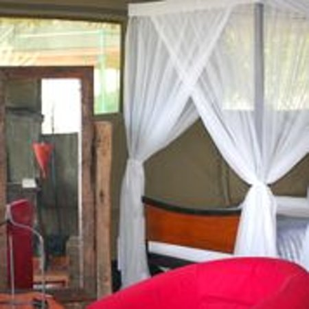 Ngorongoro Wildcamp: Tents