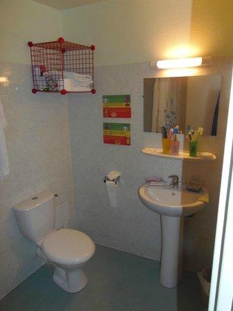 La Fontaine : Salle de bain