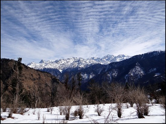 Barsu, India: Gangotri Range