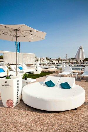 Casas del Lago Hotel & Beach Club - Adults Only: BEACH CLUB