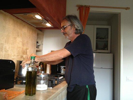 Casacenti: O grande chef