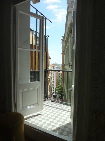 Manzara Istanbul : Wohnzimmer mit Aussicht