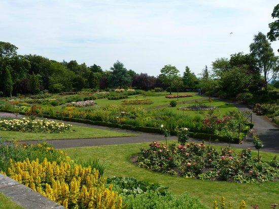 Pittencrieff Park: 'secret garden'