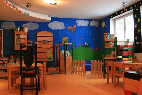 Theresia Gartenhotel: Fun for kids