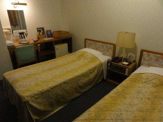 Hotel Kokusai Plaza: 和洋室2