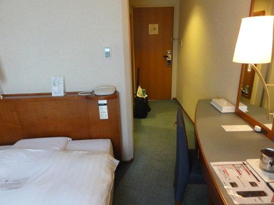 Aomori Washington Hotel : 部屋2