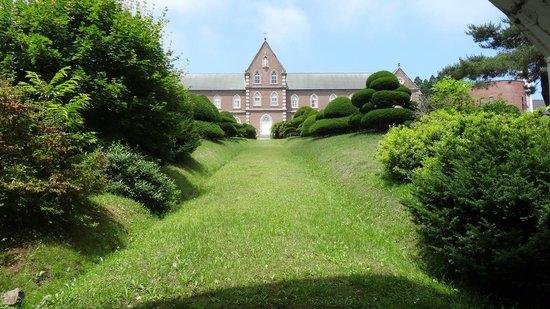 Hokuto, Ιαπωνία: 修道院