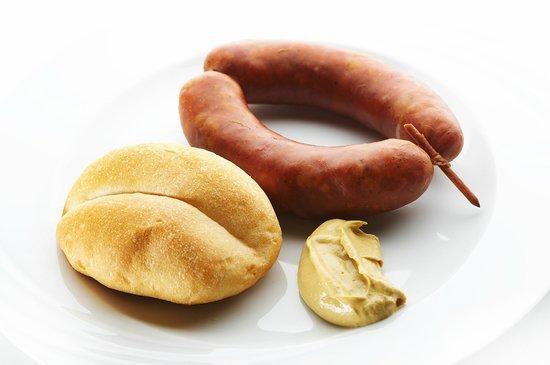 Klobasarna: Kranjska klobasa / Carniolian sausage