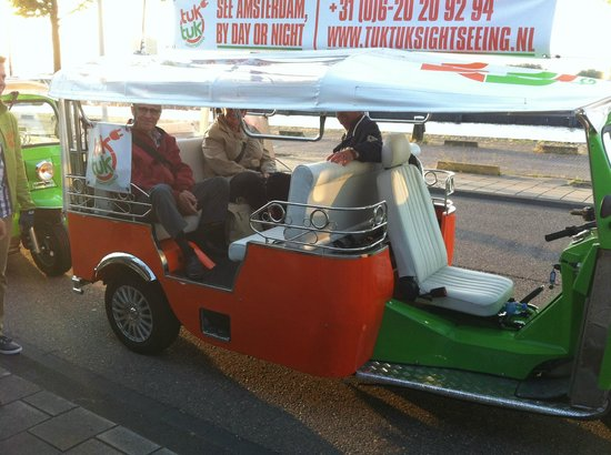 Tuk Tuk Sightseeing -Tours