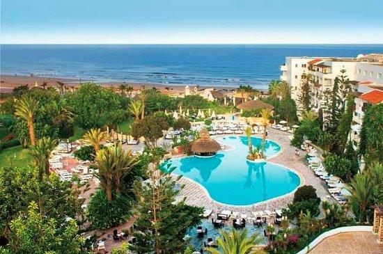 Star Hotels In Agadir All Inclusive