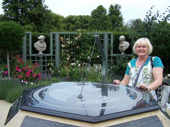 Burghley Park: The garden of surprises.