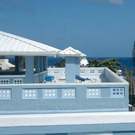 Las Margaritas Hotel: View from the penthouse suite