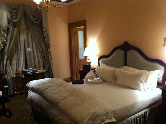 Craig's Royal Hotel: Room View